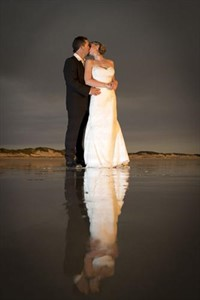 Glen and Candice Cable Beach Wedding Broome