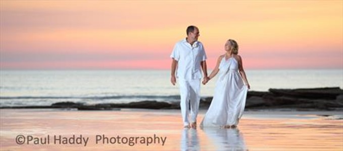 Susan and Thomas Beautiful Cable Beach Wedding Photography by Paul Haddy