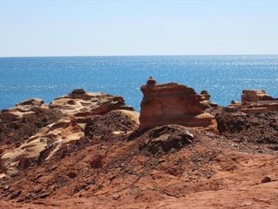 Photography by Br. Peter Gantheaume Point Broome