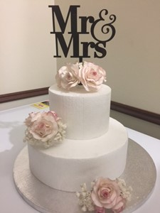 Wedding Cakes made to Order especially for your Wedding Day, give Michelle a Call on 0418957784, and talk to Michelle about ordering a Wedding Cake for your special event.