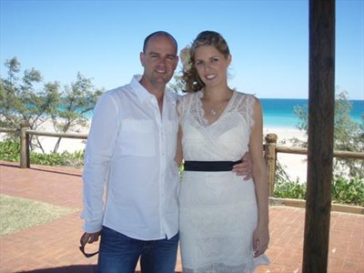 Rod and Melanies Cable Beach Gazebo Wedding