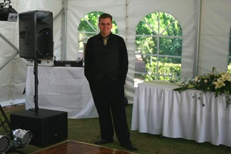 DJ & MC Serices for Weddings Events Adrian Makarov Goldbass Records Mobile 040 9 681335 Web Address goldbass.com.au  Facebook facebook.com/GoldbassRecords